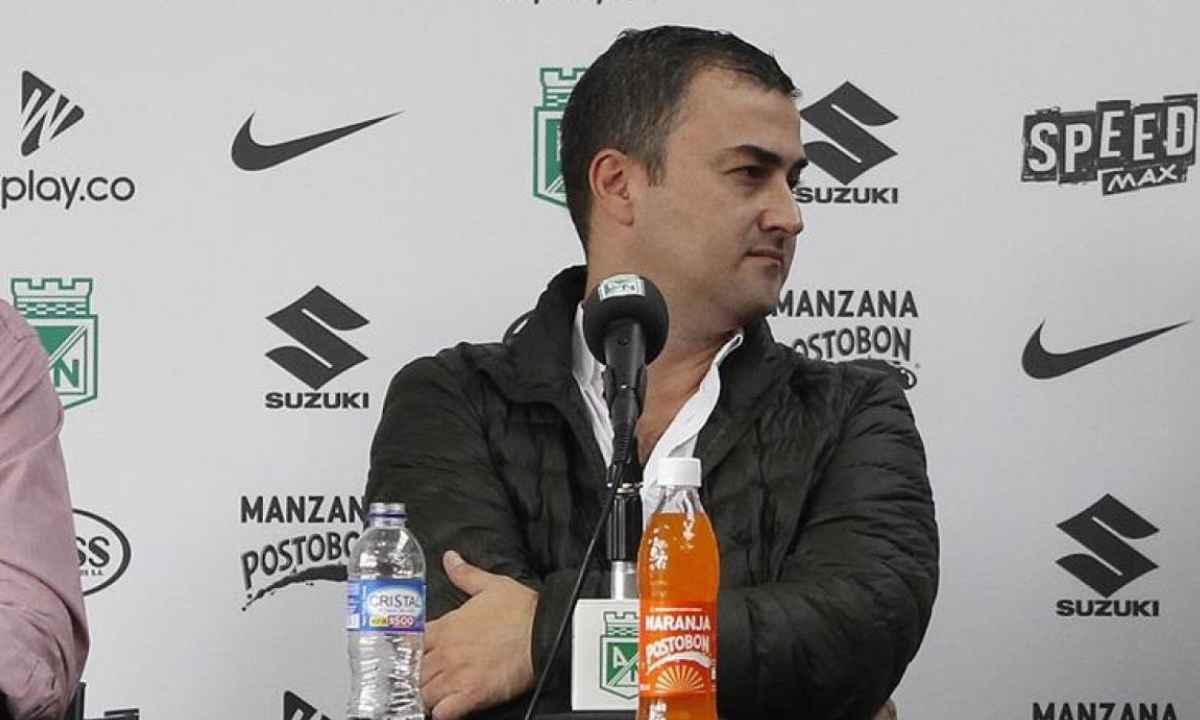 Presidente de Atlético Nacional habló sobre los refuerzos del equipo