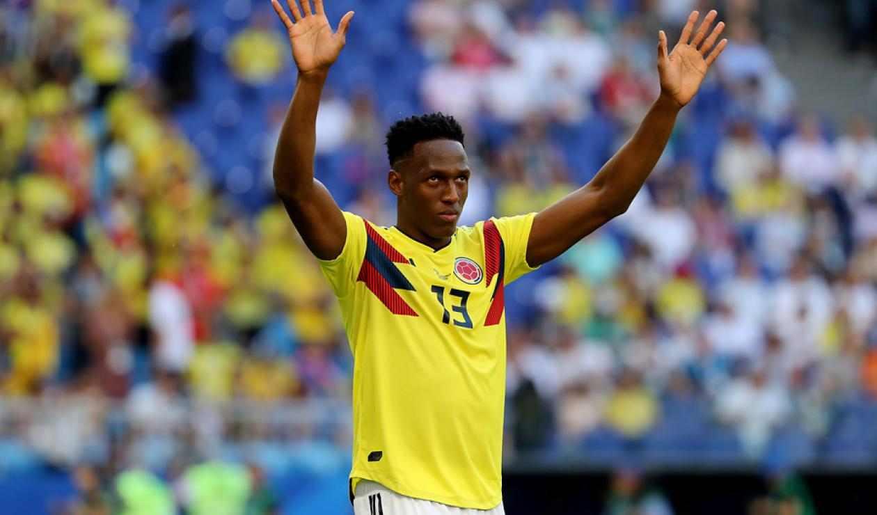 ¿Problemas en la interna de la Selección Colombia?: Yerry Mina respondió