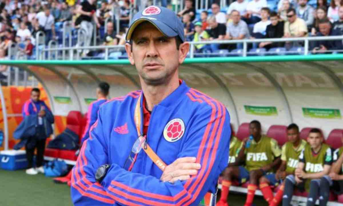 Reinaldo Rueda confirmó el futuro de Arturo Reyes en la Sub - 20