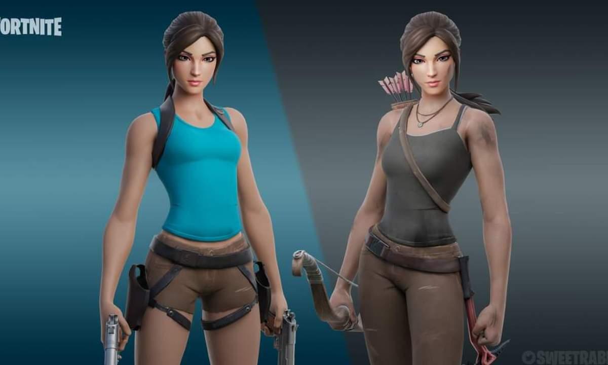 Rumor la próxima colaboración de Fortnite sería con Tomb Raider