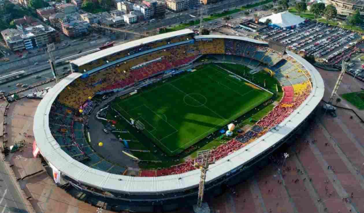 Santa Fe espera confirmación de nuevo escenario para enfrentar a Tolima
