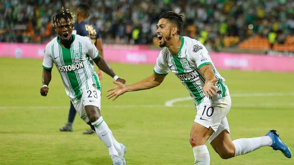 Se valorizó: Rifle Andrade y su nuevo valor en el mercado con Atlético Nacional