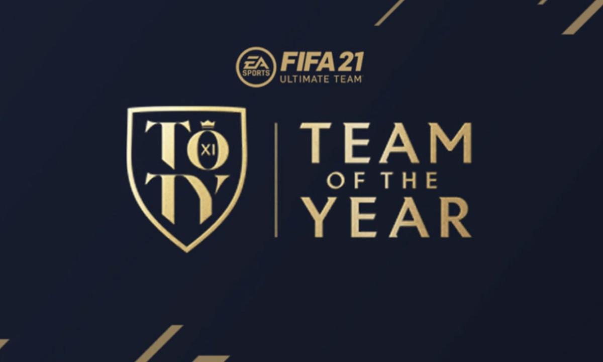 TOTY FIFA 21 los 11 jugadores elegidos por la comunidad