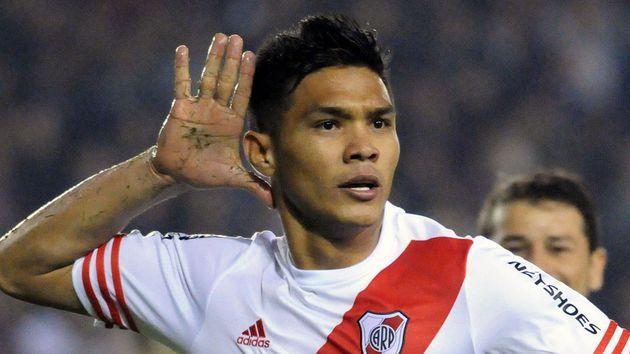 ¿Teófilo Gutiérrez jugaría en Boca Juniors?