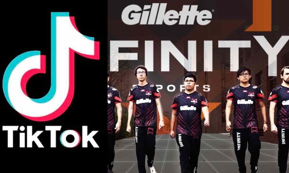 TikTok es el nuevo patrocinador del club latinoamericano Infinity Esports
