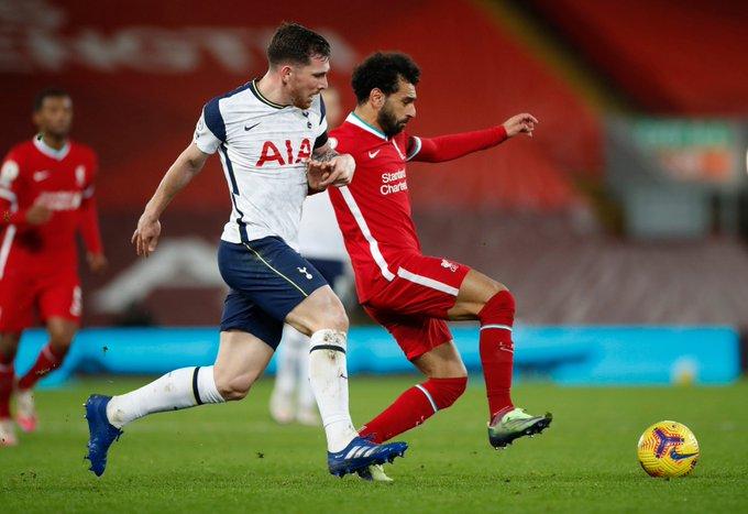 Tottenham vs Liverpool en vivo online por la jornada 20 de la Premier  League de Inglaterra