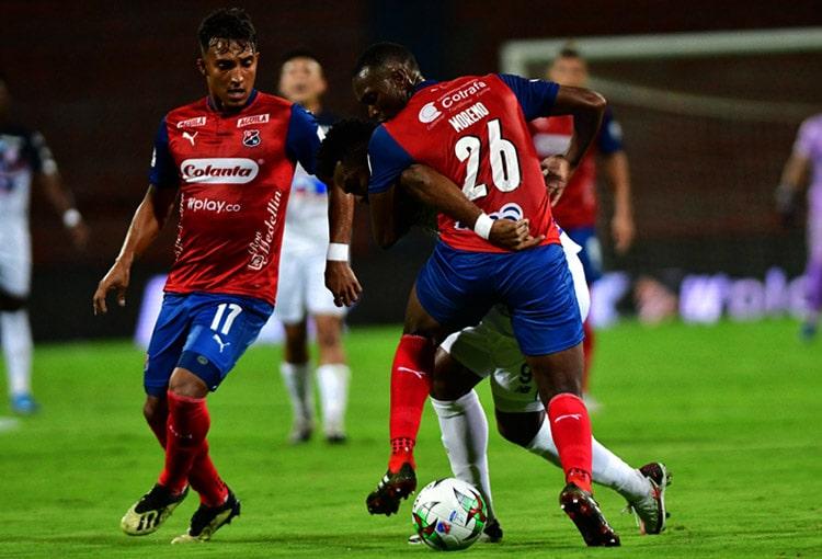 Víctor Moreno, DIM, Deportivo Independiente Medellín, Junior FC, Liga BetPlay 2021-I