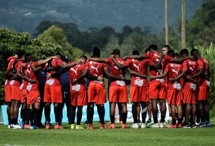Víctor Moreno, Deportivo Independiente Medellín, DIM, Liga BetPlay 2021-I, Patriotas Boyacá