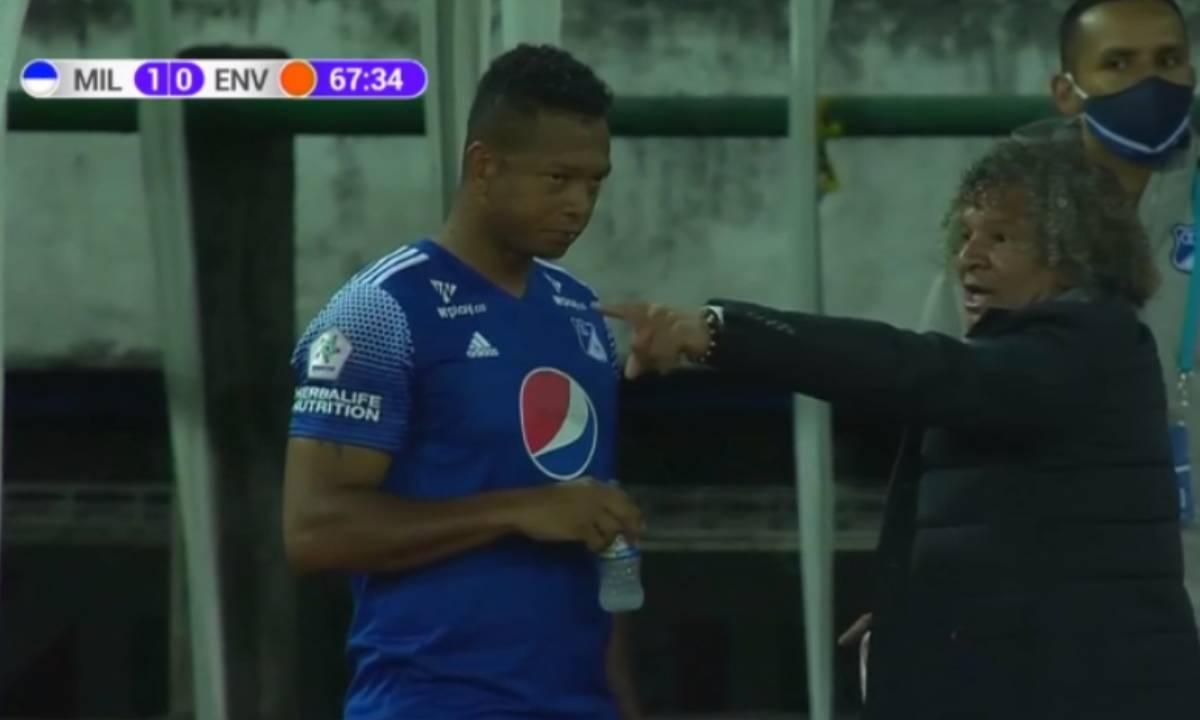 Y un día, Fredy Guarín volvió a jugar en el fútbol colombiano