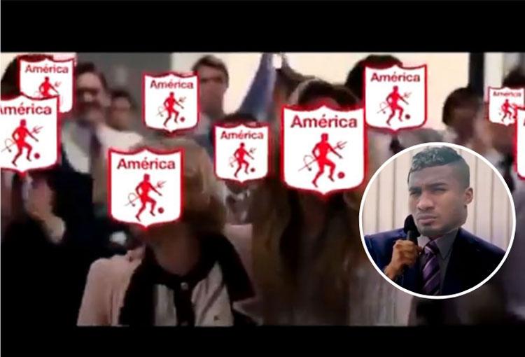 Héctor Quiñones y la graciosa confirmación: ¡Se queda en América de Cali!