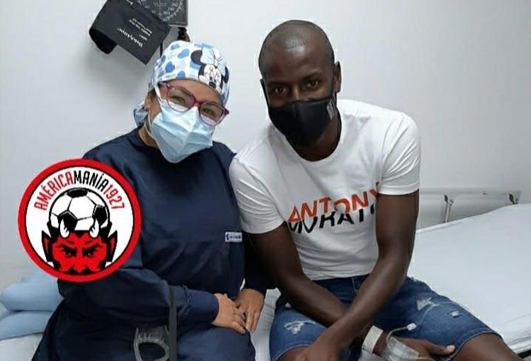 ¿Por qué internaron a Adrián Ramos en clínica de Cali?