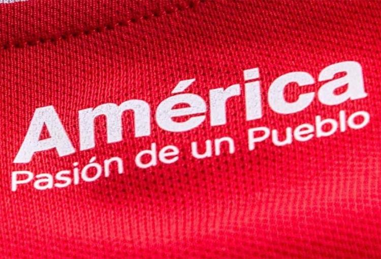 Detalles de la camiseta de América de Cali 2021