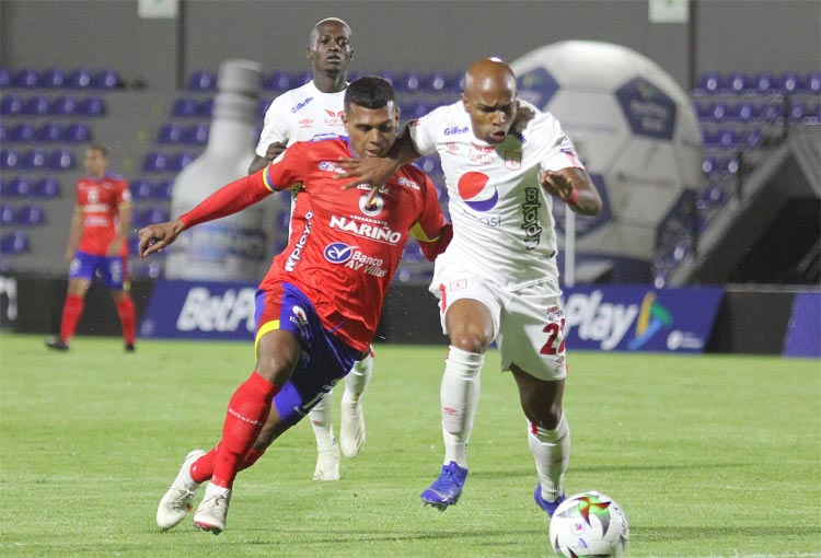 Resumen, goles y resultado Deportivo Pasto vs América de Cali, Copa BetPlay