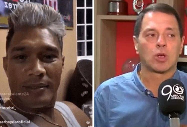 "Tulio Gómez: ""Si hubieran sancionado a Teo Gutiérrez…"""