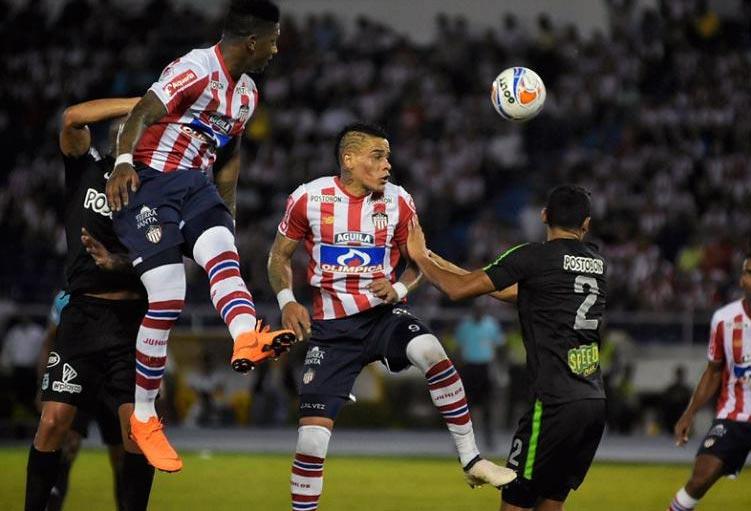 ¿Por qué llega Jonatan Álvez a Atlético Nacional? Respondió Guimaraes
