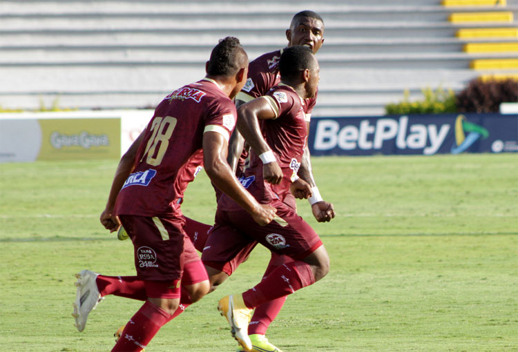 ¿Golazo y despedida de Jáminton Campaz de Deportes Tolima?