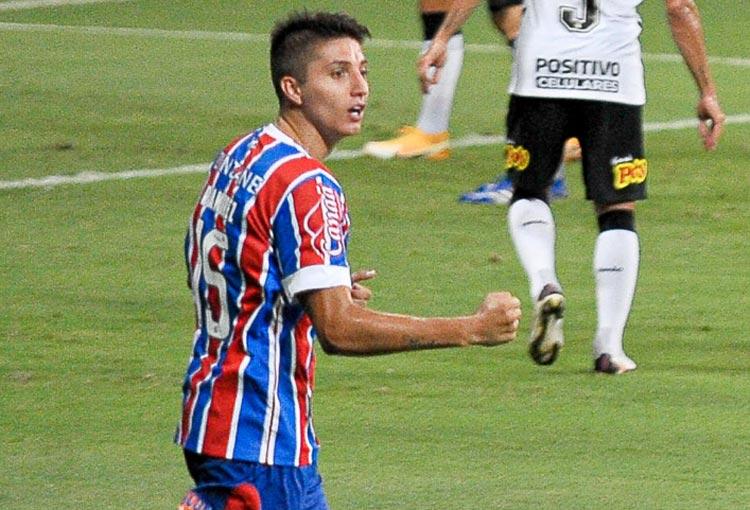 ¡El golazo del Indio Ramírez a Corinthians en Brasil!