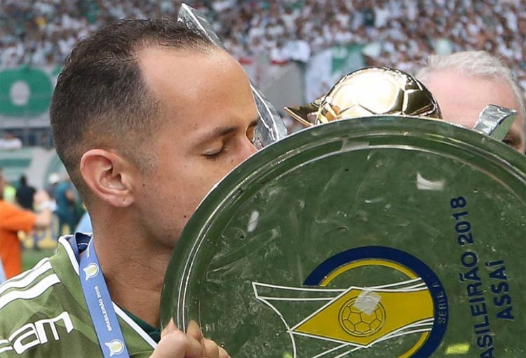 El Lobo Guerra se despidió de Palmeiras. ¿Vuelve a Atlético Nacional?