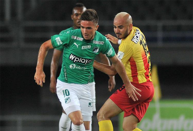 Goles, resumen y resultado Deportivo Pereira 0-1 Deportivo Cali, Liga BetPlay