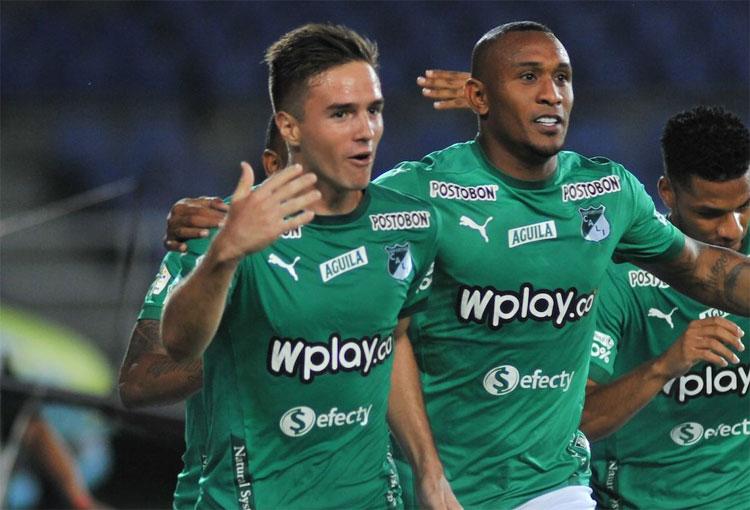Agustín Palavecino, los goles en Deportivo Cali y su situación. ¿Se queda?
