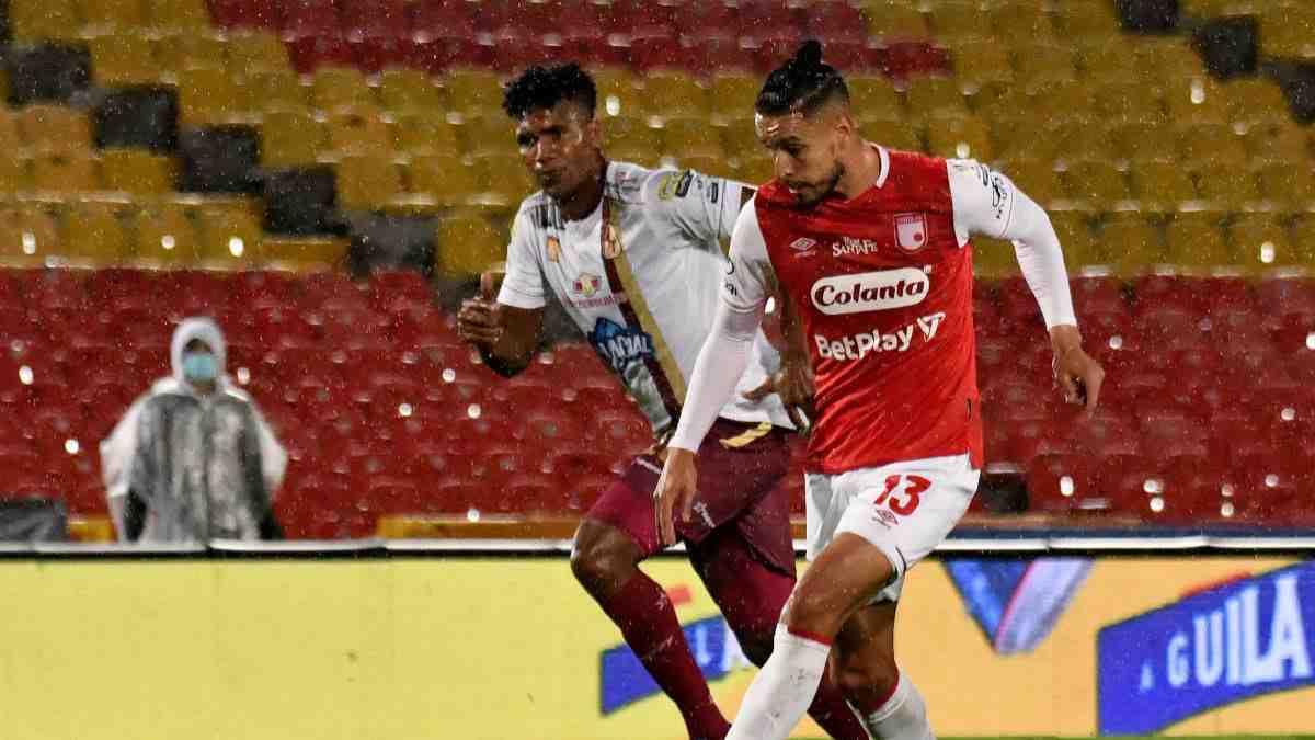 Santa Fe confirmó el aplazamiento del juego ante Deportes Tolima