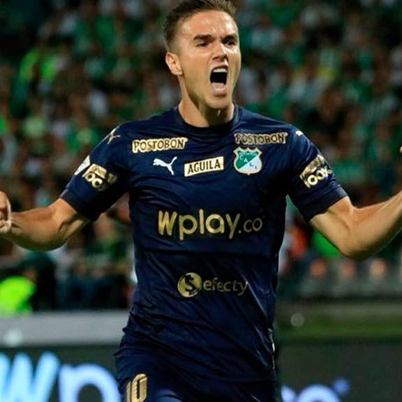 """""""El sueño de Agustín Palavecino es jugar en River"""": presidente del Deportivo Cali"""