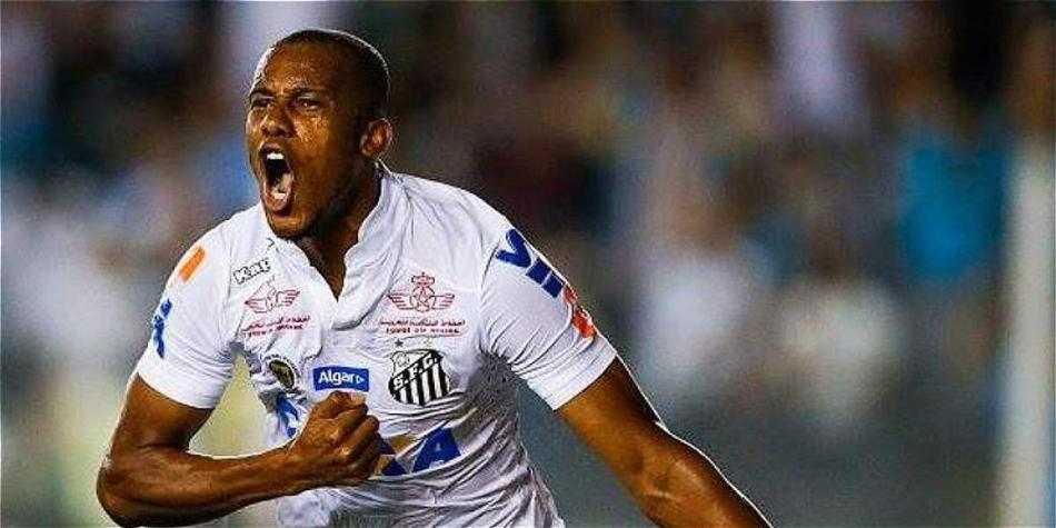 Jonathan Copete sigue sin definir su futuro y no ha renovado con Santos