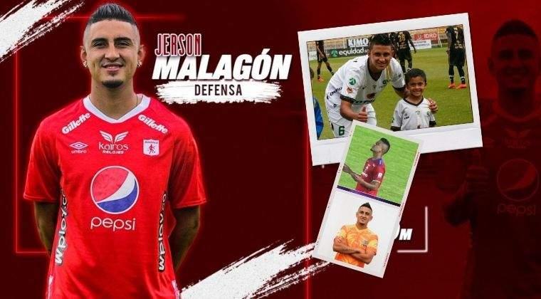 ¿Quién es Jerson Malagón, el bogotano que llegó al América de Cali?