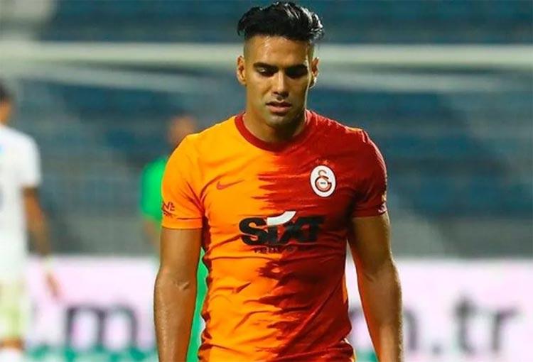 ¿Es lo que pide Falcao García para irse de Galatasaray?