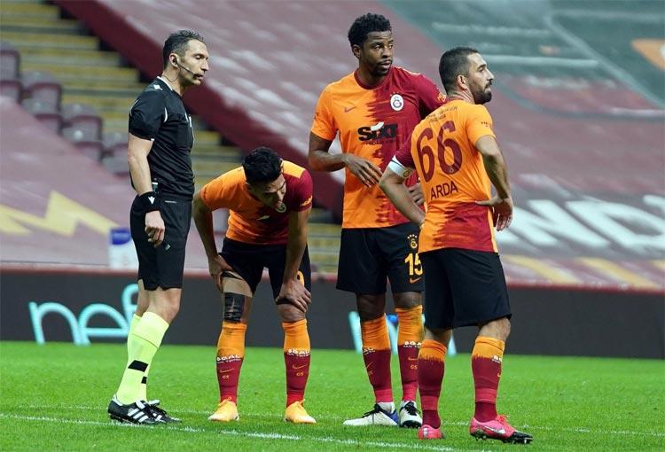 Cifras de las lesiones de Falcao que molestan en Galatasaray