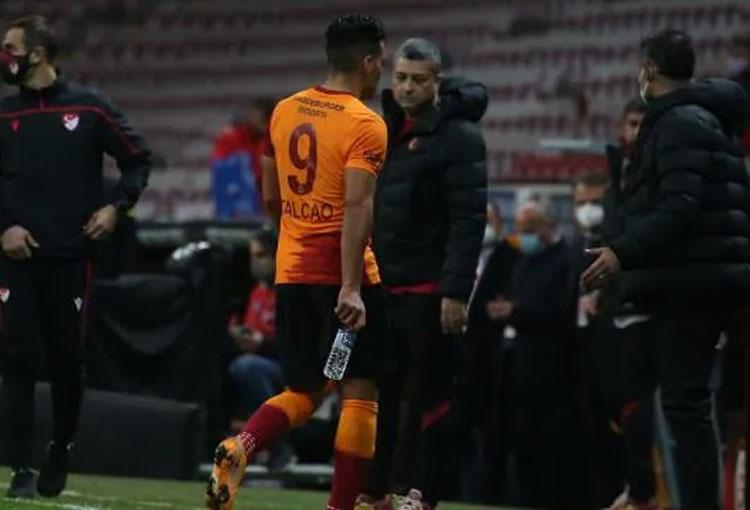 Confirmación de Galatasaray sobre la lesión de Falcao García
