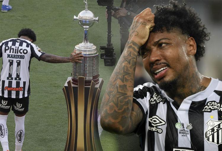 Marinho, el otro gran protagonista de la final de la Copa Libertadores