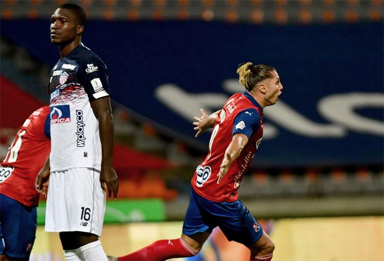 Goles, resumen y resultado Independiente Medellín vs Junior, Copa BetPlay