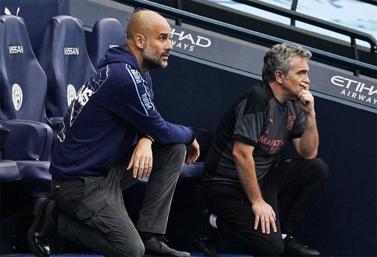 """Sí, ¡lo dijo Pep Guardiola! """"Sin Juanma Lillo, Manchester City no sería…"""""""
