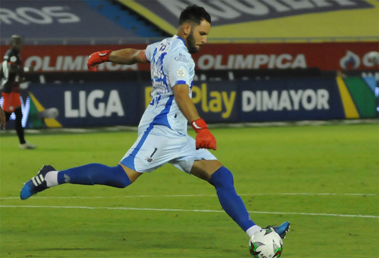 Sebastián Viera, todos sus goles en Junior y la felicitación de René Higuita