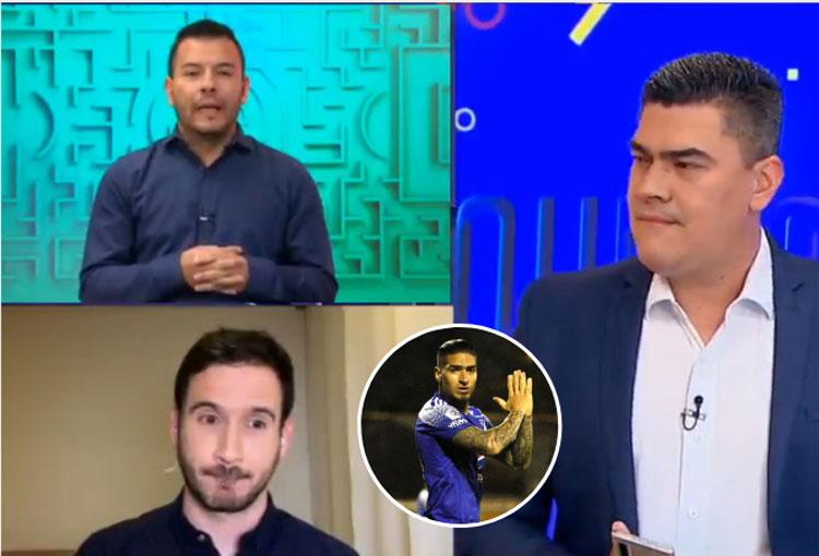 Daniel Pérez y sus dos versiones sobre Millonarios y Chicho Arango… ¡en el mismo programa!