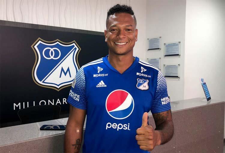 ¿Por cuánto tiempo firmó Fredy Guarín con Millonarios?