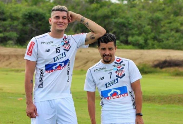 Michael Rangel y Sherman Cárdenas, tercera vez juntos en el mismo equipo