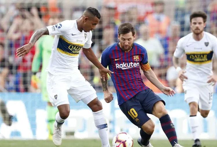 """Periodista argentino explica su frase: """"Sebastián Villa es como Messi"""""""