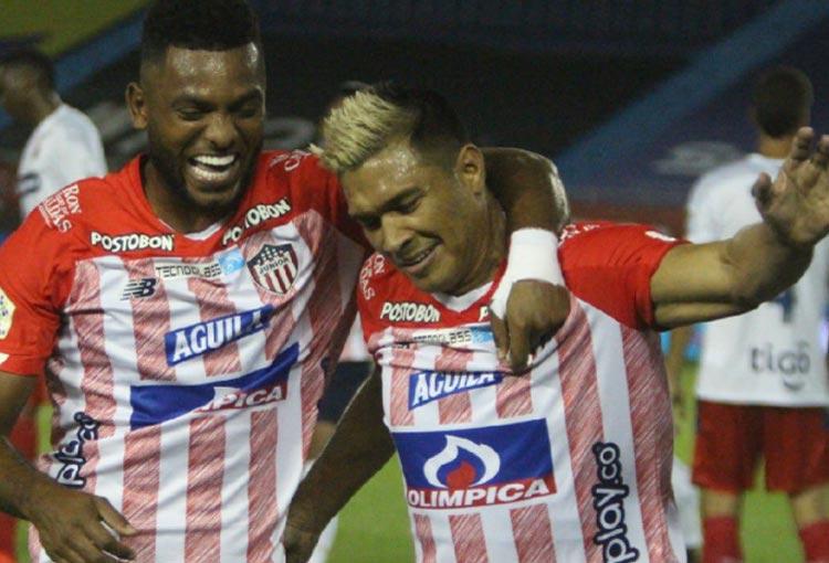 Teo Gutiérrez se acerca a los 100 goles con Junior