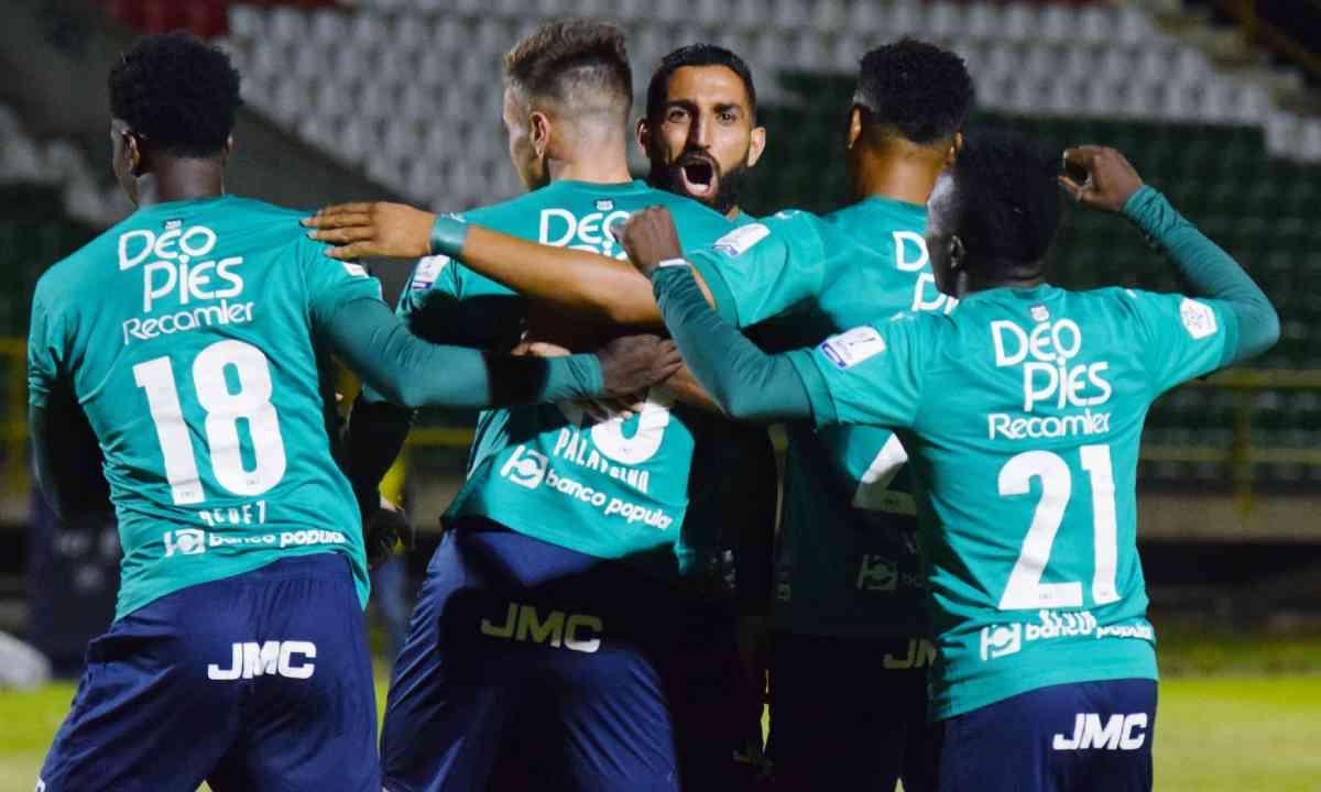 ¿Deportivo Cali va a buscar un reemplazo para Agustín Palavecino