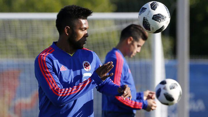 Asé será el primer día de entrenamientos del microciclo de la Selección Colombia