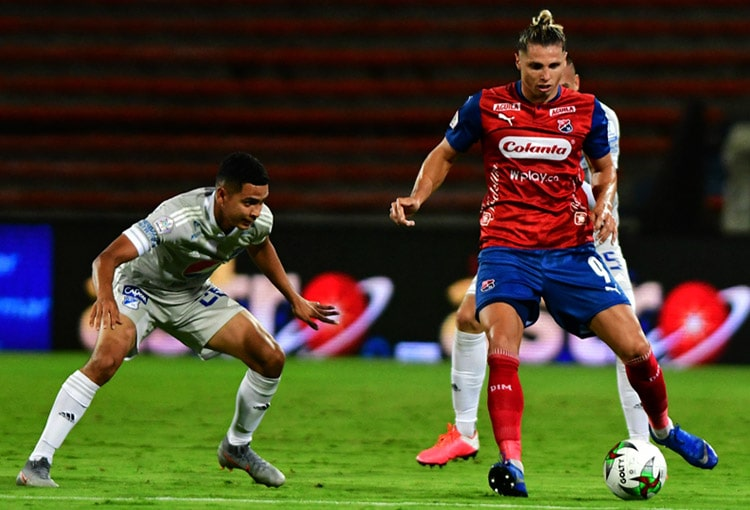 Agustín Vuletich, DIM, Deportivo Independiente Medellín, Millonarios FC, Liga BetPlay 2021-I