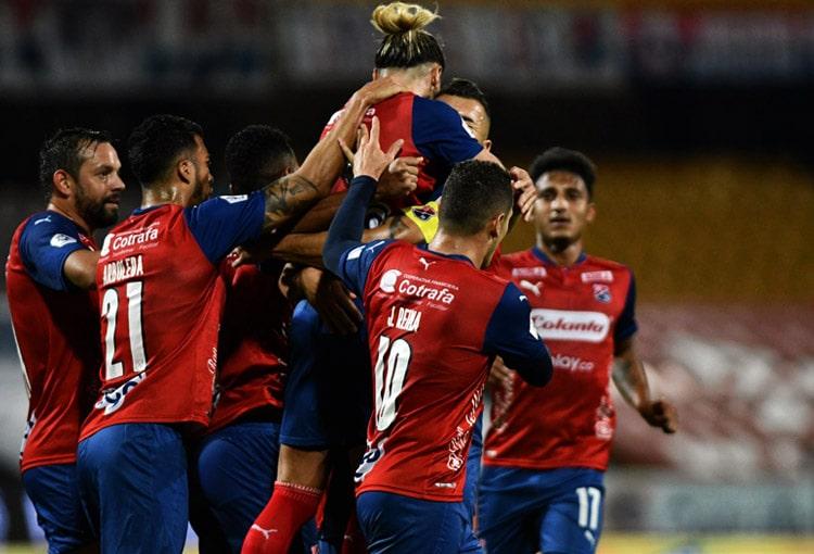 Agustín Vuletich, Deportivo Independiente Medellín 1-0 Boyacá Chicó FC, Deportivo Independiente Medellín, DIM, Boyacá Chicó FC, Liga BetPlay 2021-I