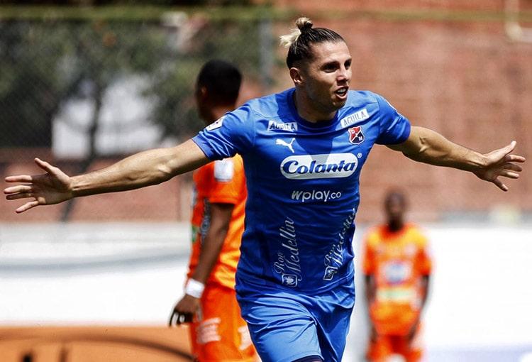 Agustín Vuletich, Deportivo Independiente Medellín, DIM, Envigado FC, Liga BetPlay 2021-I