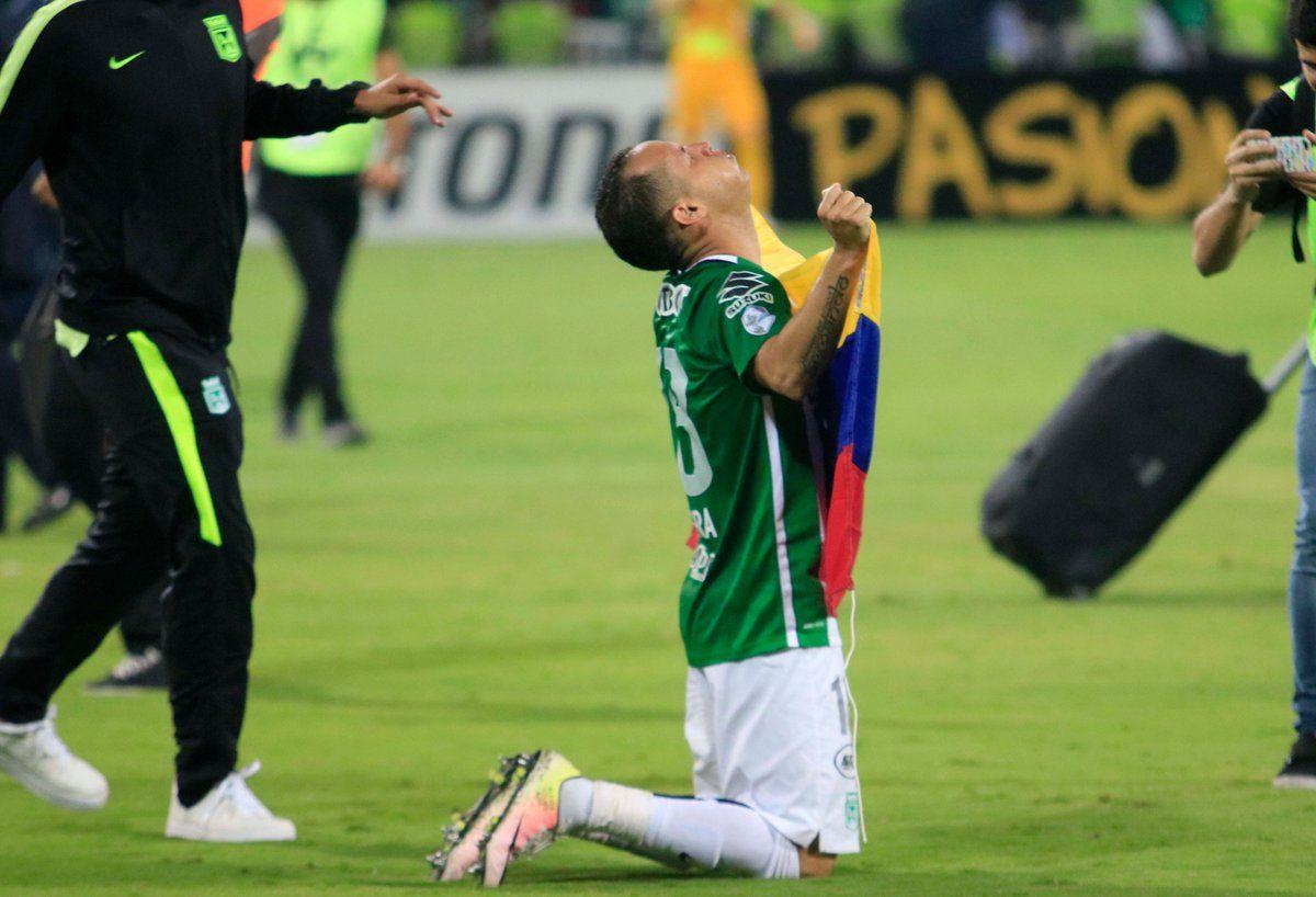 ¿Qué pasará con Alejandro Guerra y Atlético Nacional?
