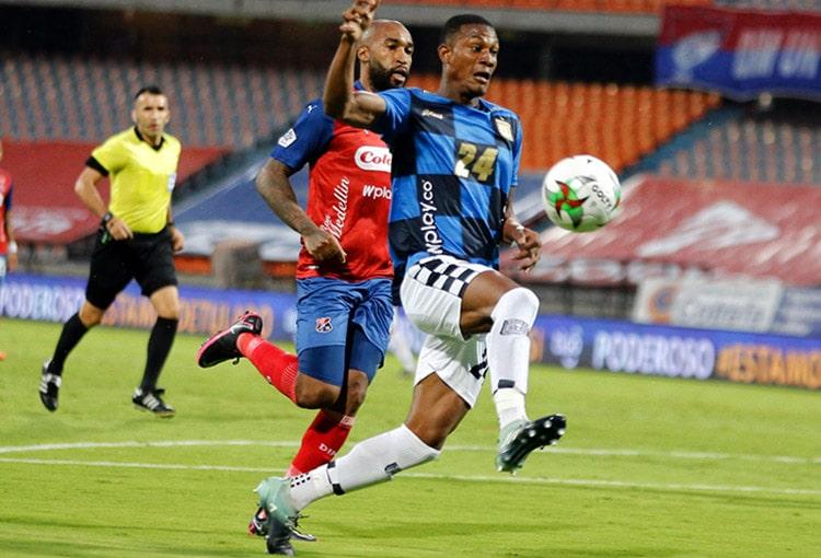 Alexis Rolín, Deportivo Independiente Medellín 1-0 Boyacá Chicó FC, Deportivo Independiente Medellín, DIM, Boyacá Chicó FC, Liga BetPlay 2021-I