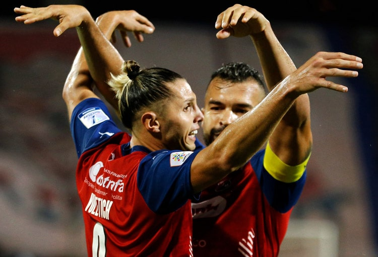 Andrés Cadavid, Agustín Vuletich, Deportivo Independiente Medellín, DIM, Liga BetPlay 2021-I, Envigado FC