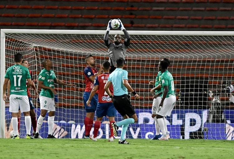 Andrés Mosquera Marmolejo, Deportivo Independiente Medellín, DIM, Deportivo Cali, Liga BetPlay 2021-I