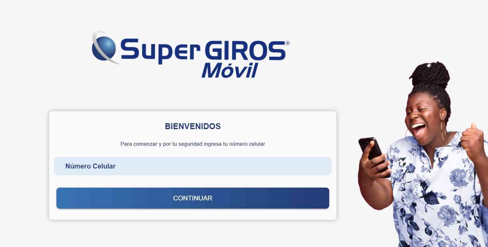 App de Supergiros también ayuda en el Ingreso Solidario